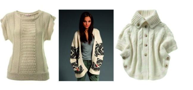 Стильные вязаные кофты и свитера 2015 - Наша ЛедиВязаные кофты и свитера уже на протяжении нескольких десятилетий не